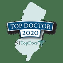 Chiropractic Woodbridge NJ NewJerseyDoctorBadge2020